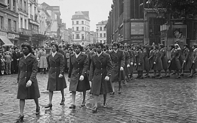 All hands on deck: World War 2 and Remembering A Black Female Battalion