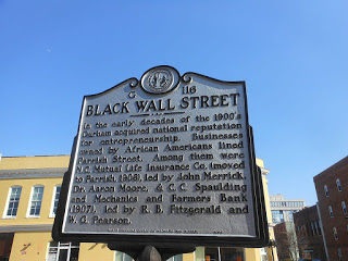 """The more things change, the more they remain the same – A 21st Century Black Wall Street""?"