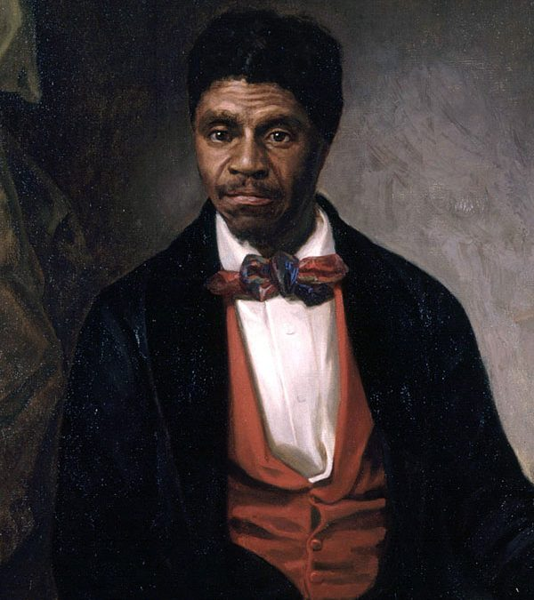 Australia's ABC Radio Interview:  Dred Scott's Unrelenting quest for freedom