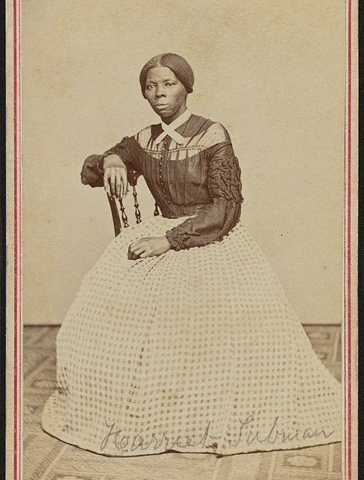 Harriet Tubman and Truth and Reconciliation