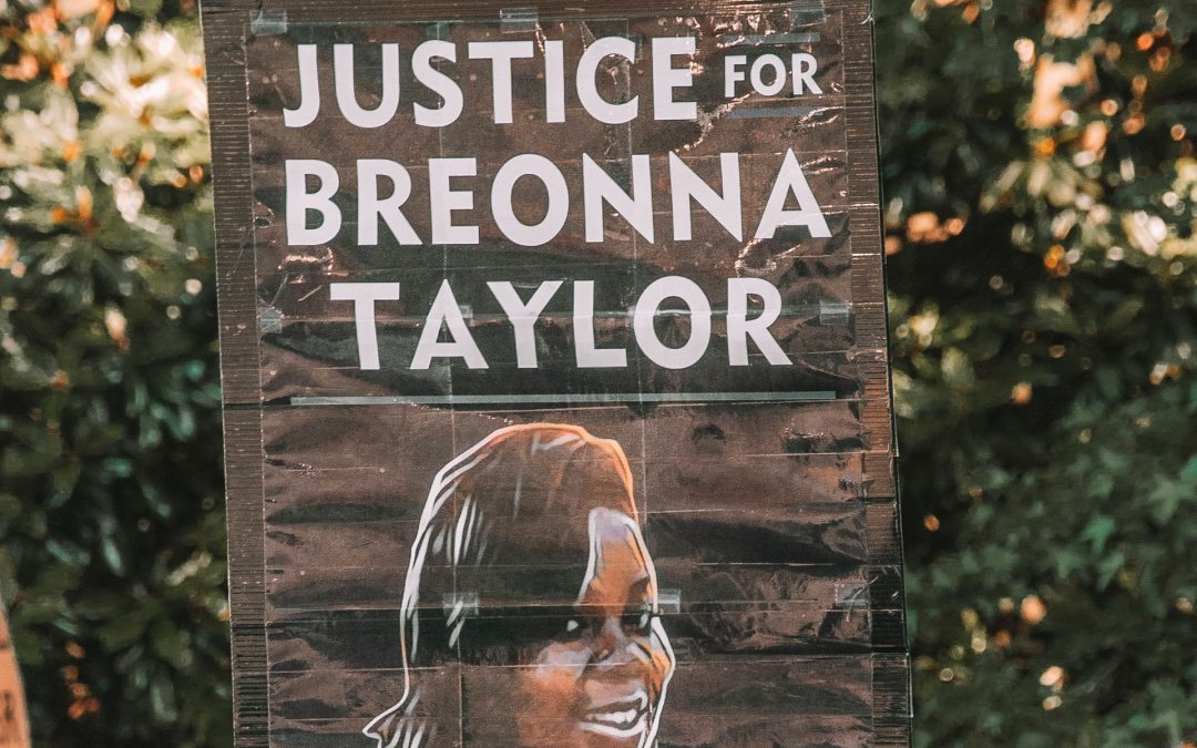 Dear Breonna Taylor  by Brenda Cave-James