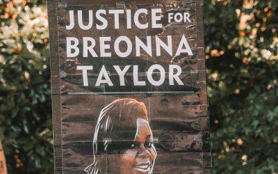 Dear Breonna Taylor  by Brenda Cave-James